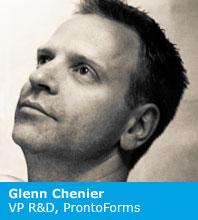 Glenn Chenier ProntoForms