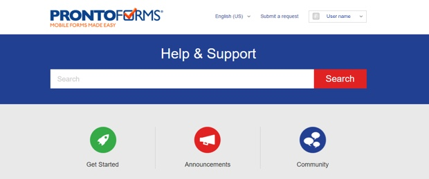 Support Site