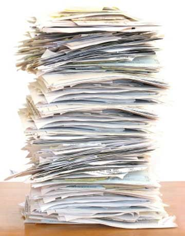 Paperless is the way to go