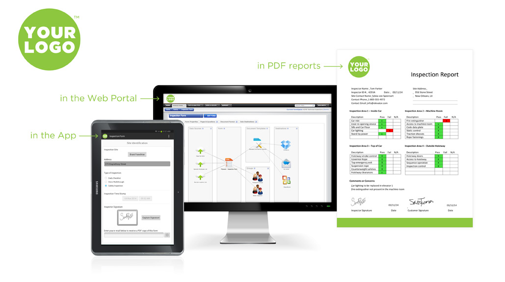 90e144371113 ProntoForms introduces custom branding - your logo on the App ...