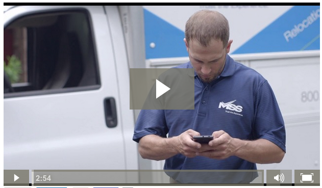Movers Specialty Service improves service quality with mobile forms