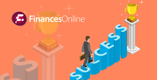 ProntoForms wins 2017 Expert's Choice, Great User Experience, and Rising Star Awards from FinancesOnline