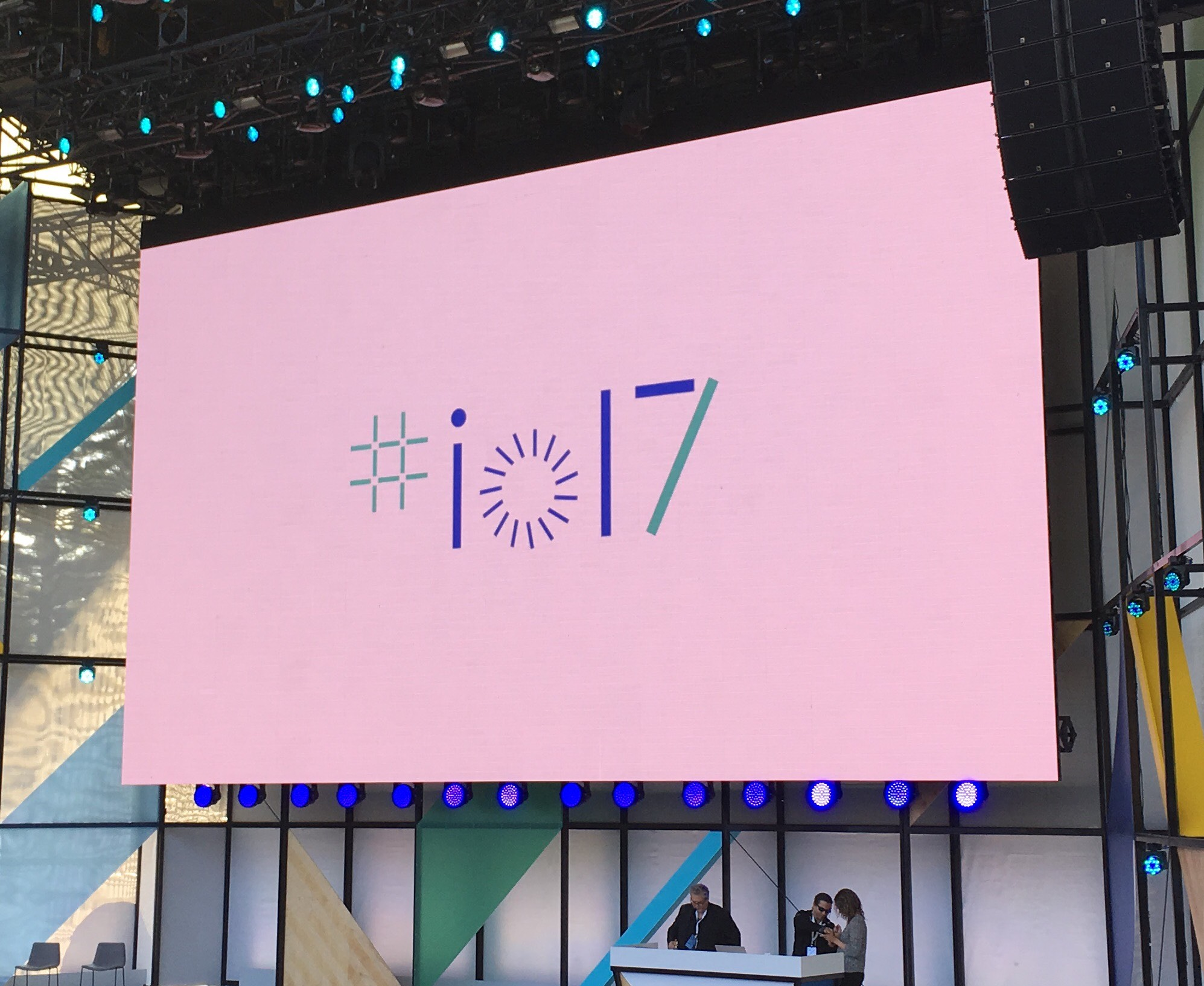 Presentation at IO17