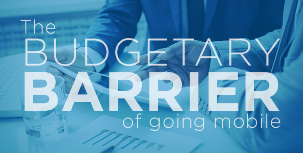 The Budgetary Barrier of Going Mobile