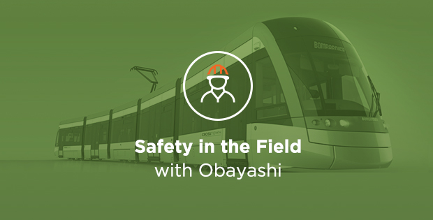 Safety in the Field with Obayashi