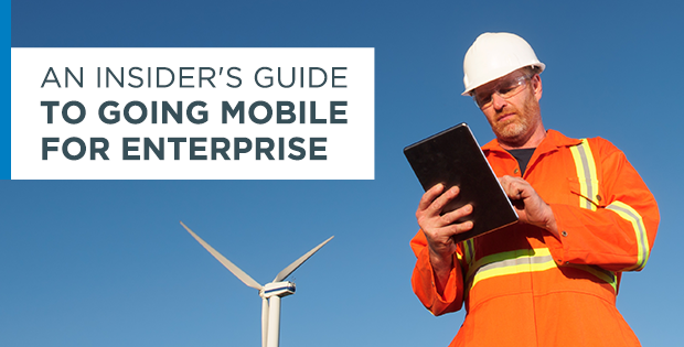 An Insider's Guide to Going Mobile for Enterprise
