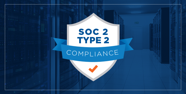 SOC 2 Type II Compliance Badge