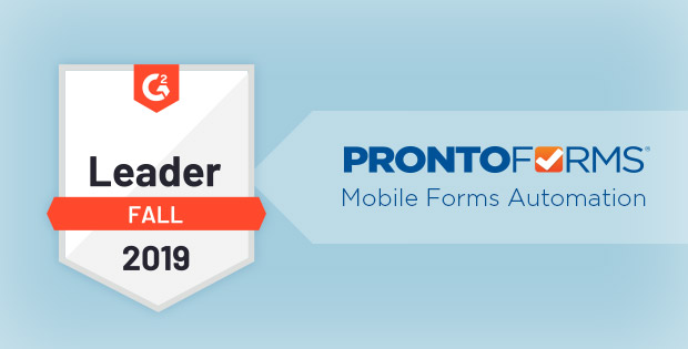 Mobile Forms Automation G2 Fall Leader