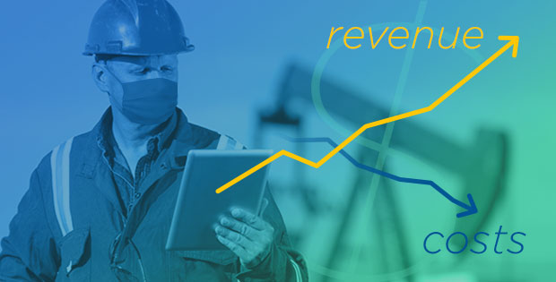 ProntoForms ensures your costs are kept tight and revenue high. Rely on a field service productivity app to optimize your organization.