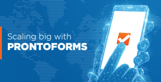 Learn how ProntoForms made it easier for Johnson Controls to scale their digital transformation from branch to global.