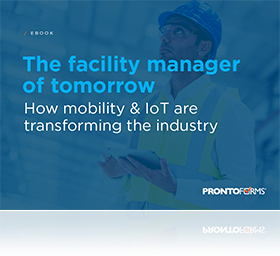 Facility Manager of Tomorrow