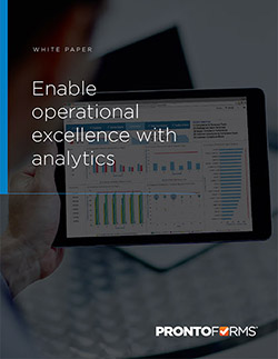 Enable operational excellence packshot