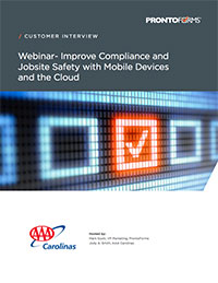 Get AAA Improves Compliance & Safety with Mobile Devices and the Cloud transcript