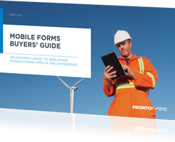 Mobile Forms Buyers Guide