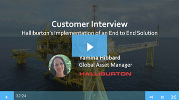 Halliburton Video