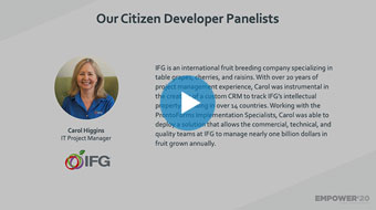 IFG video